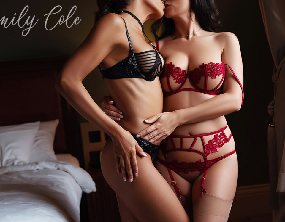 Two gorgeous bi-sexual escorts in London