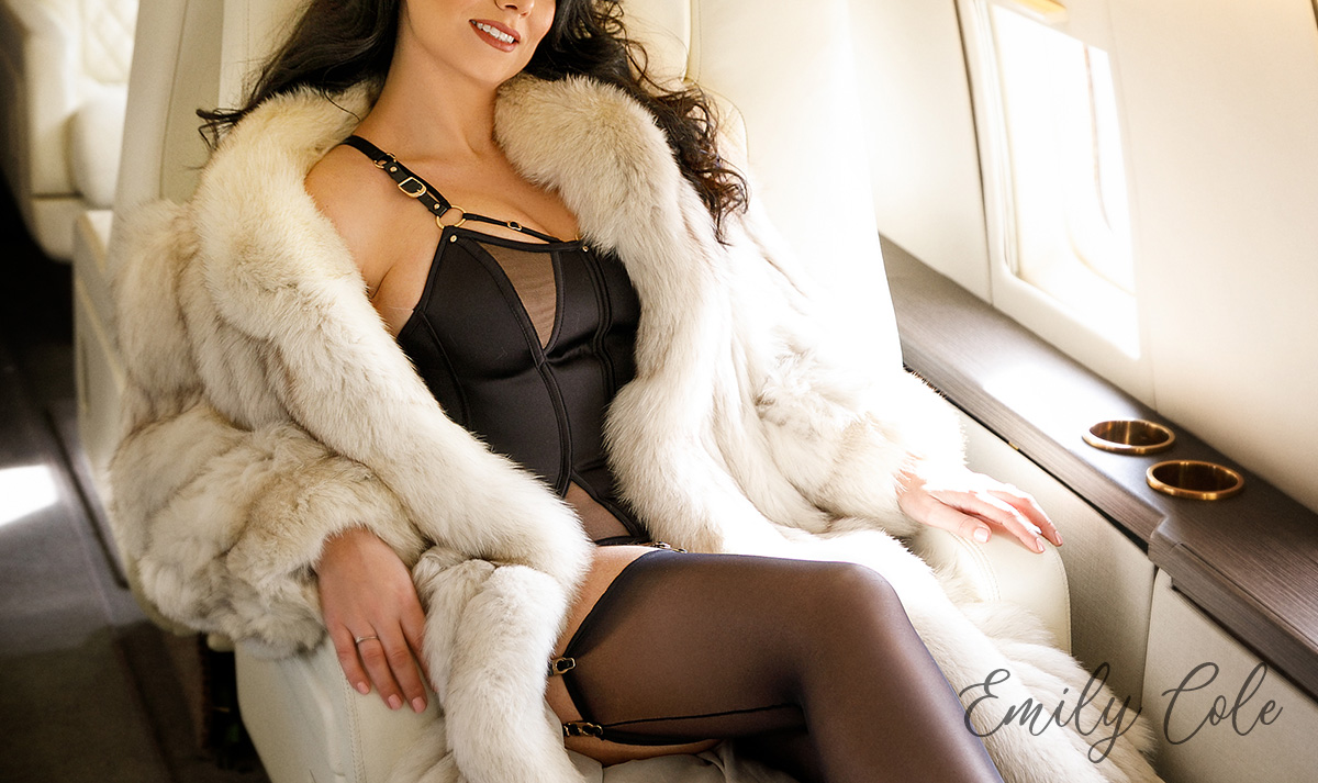 Emily Cole: Independent Escort in London