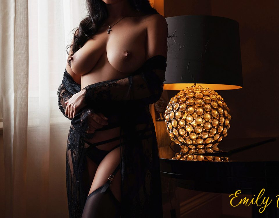 Erotica by London Escort Emily Cole